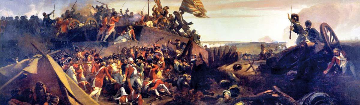 George Washington's Daring Gamble at Yorktown