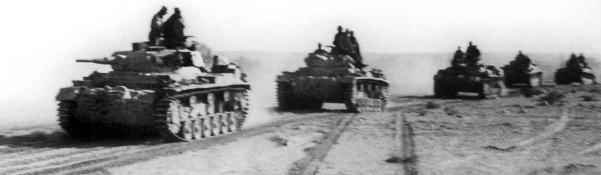 Rommel's Relentless Attack on the Gazala Line