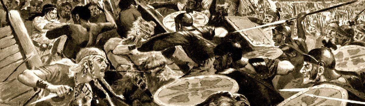 Roman Revenge at Aquae Sextiae
