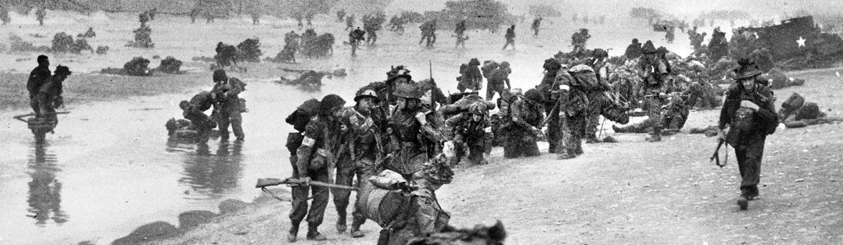 British Army'sBattle for Sword Beach