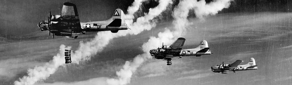 The B-17 Crewman who Survived Fifty Missions Over Germany