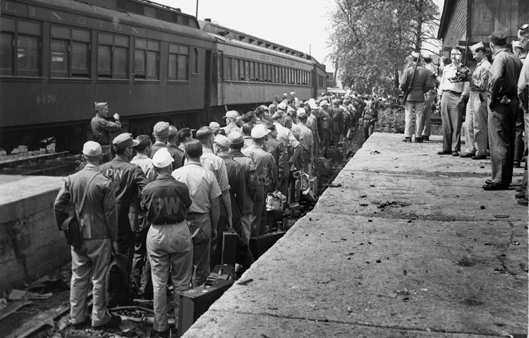 German POWs