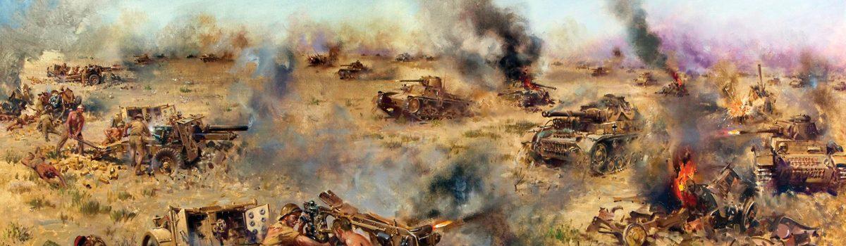 Erwin Rommel's Determined Assault on Tobruk