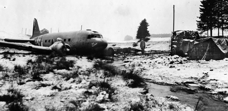 C-47 crash