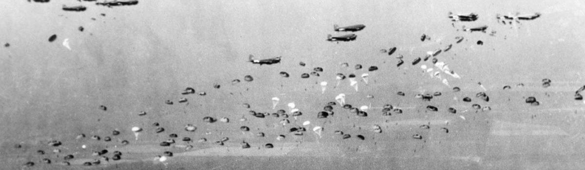 17th Airborne Division Crosses the Rhine