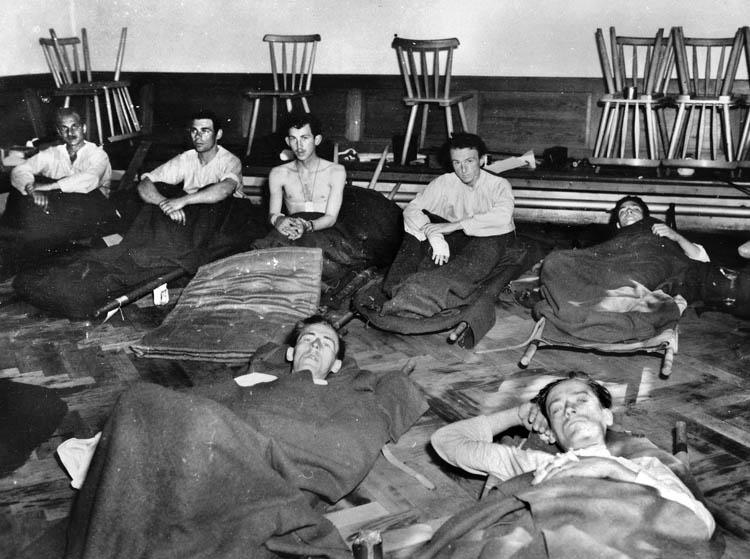 American POWs in Germany