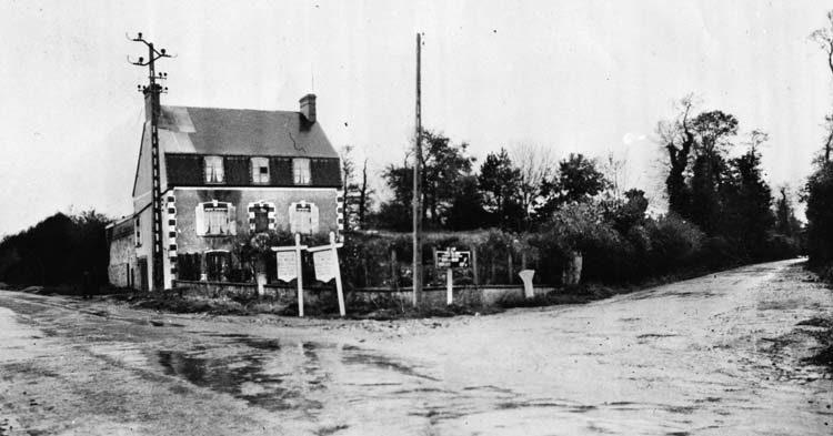 Normandy Dead Man's Corner