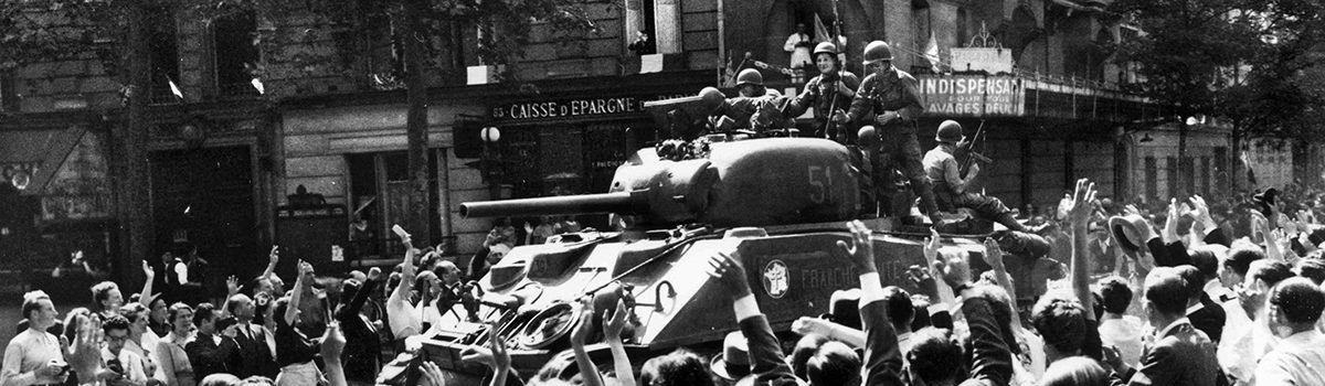 The Allied Liberation of Paris