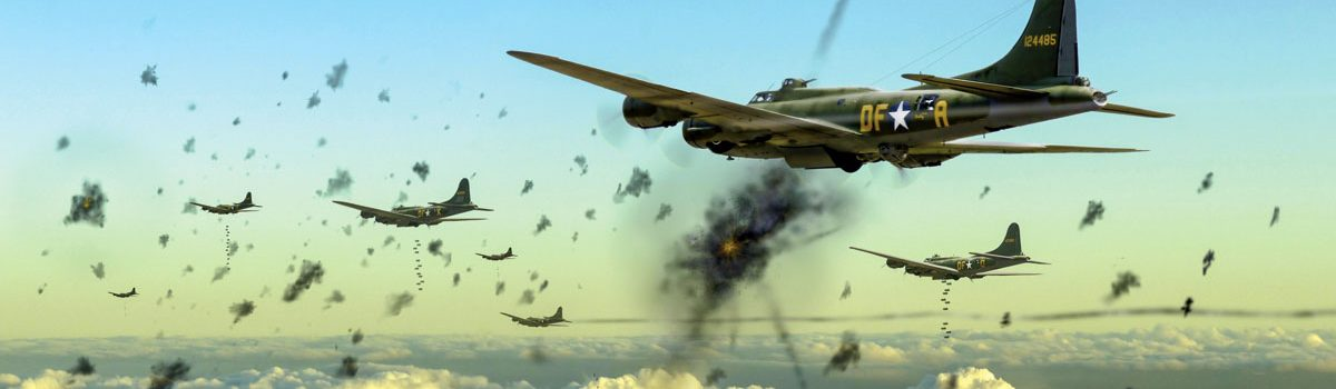 The Boeing B-17 Flying Fortress was Outdated When WWII Began