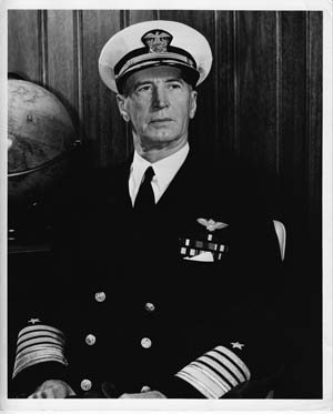 Admiral Ernest J. King commanded the U.S. Fleet at the time of Operation Drumbeat and was soon named chief of naval operations.
