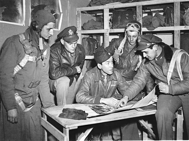 Legendary actor Jimmy Stewart piloted a bomber over Germany and retired after a lengthy military career.