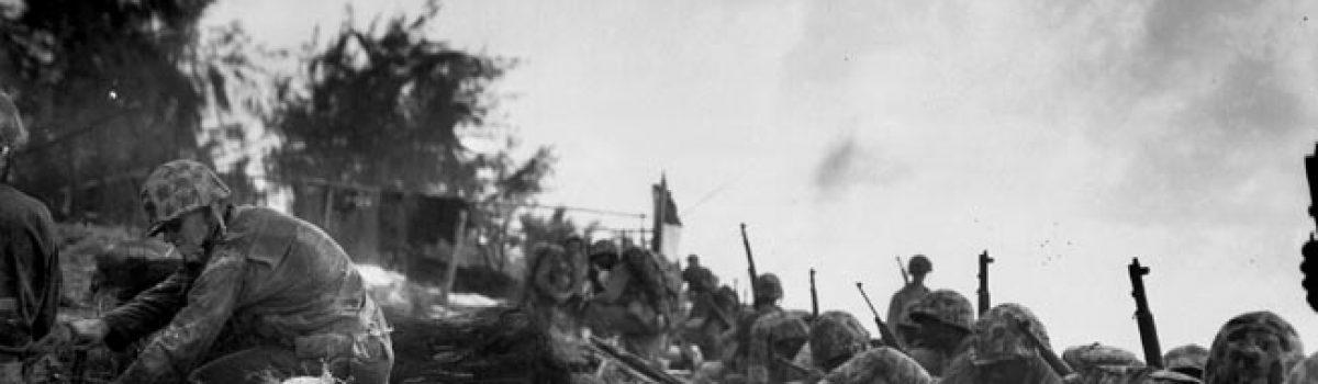 Combat Horror On Saipan