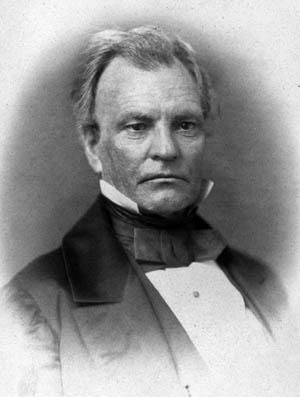 Fort Pillow's congressional investigator Benjamin Wade.