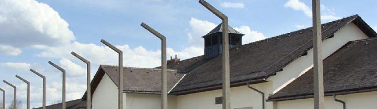 The Dachau Memorial