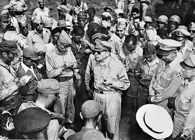 Operation Blacklist served as the supreme model to combat continuing resistance from the Japanese following formal surrender.