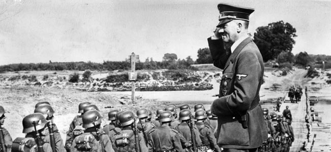 Hitler's elite bodyguard and other SS units were transformed during the Polish campaign into real fighting men and became responsible for atrocities.