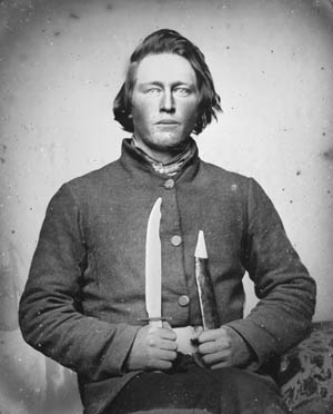 Private Samuel H. White of Company I, 4th Virginia Infantry, died in the Union POW camp in September 1863.