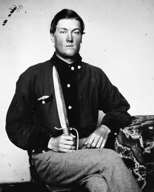 John Anthony, 2nd Virginia.