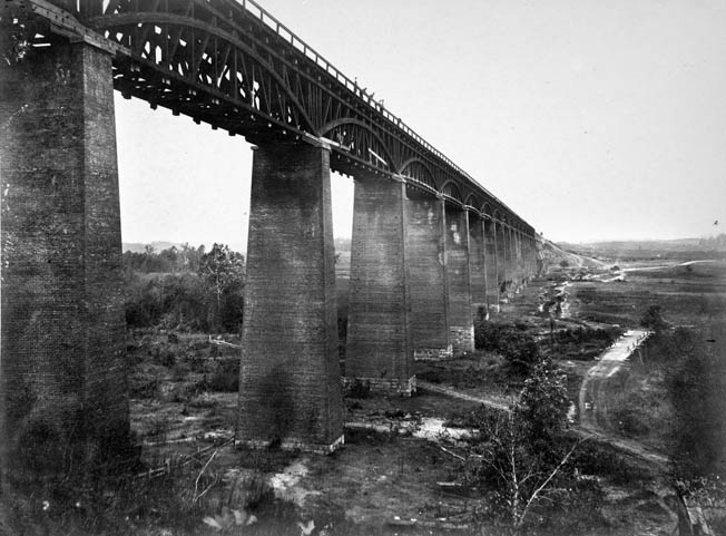 A Union attempt to block the Confederates from crossing the Appomattox River by burning the High Bridge was foiled by the quick-charging cavalry of Maj. Gen. Thomas Rosser. During the fight, Brig. Gen. James Dearing became the last Confederate general killed in the war.