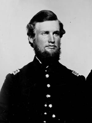 Captain John Raines served with Company C, 2nd Tennessee Cavalry.