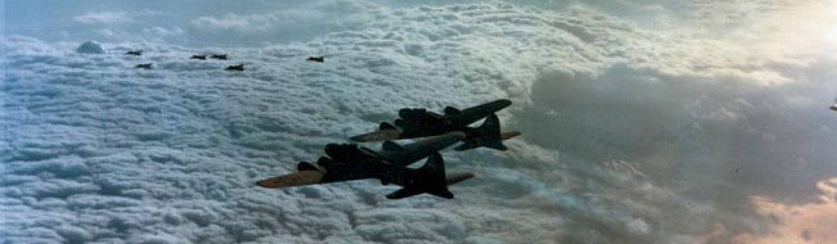 390th Bomb Group's Risky Run Over Merseburg