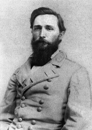 Colonel Alfred Colquitt, 27th Georgia.