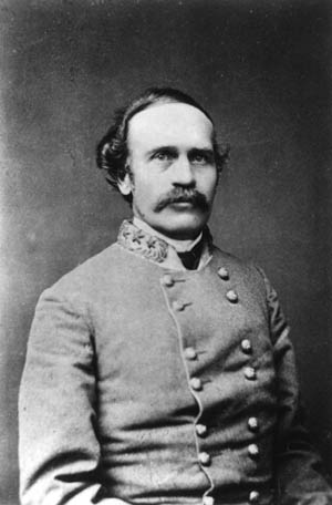 Confederate General Bushrod Johnson.