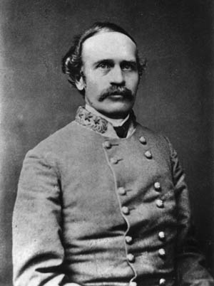 General Bushrod Johnson.
