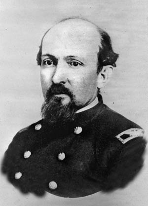 Colonel Isaac Duval.