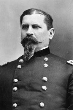 Union General William B. Hazen.