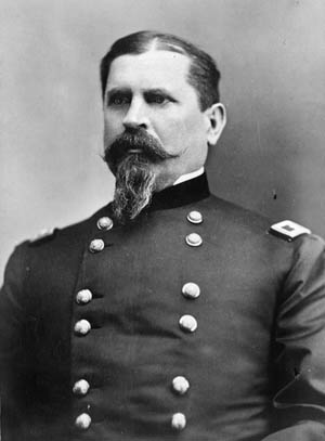 Union General William B. Hazen.