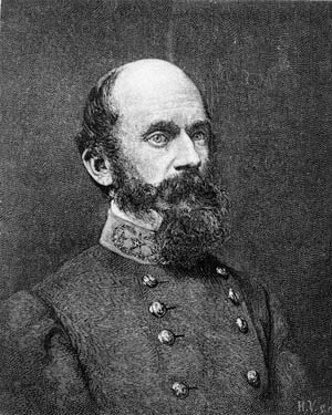 Confederate Lt. Gen. Richard S. Ewell.