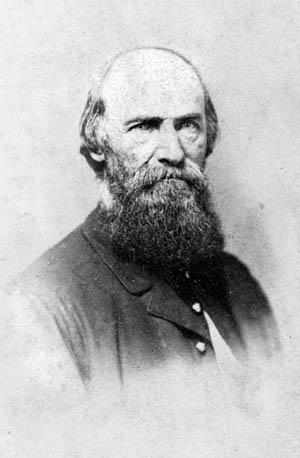 Union General August Willich.