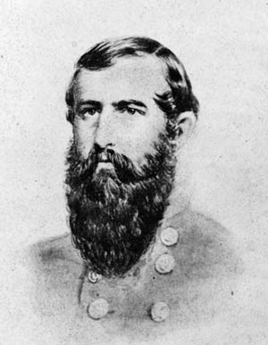Confederate Lt. Gen. John C. Pemberton.