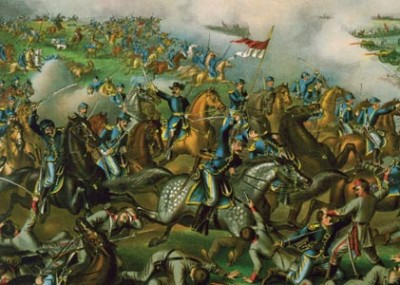 End Game at Appomattox