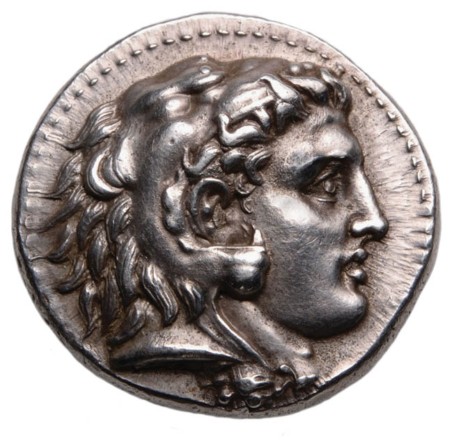Alexander III of Macedon.