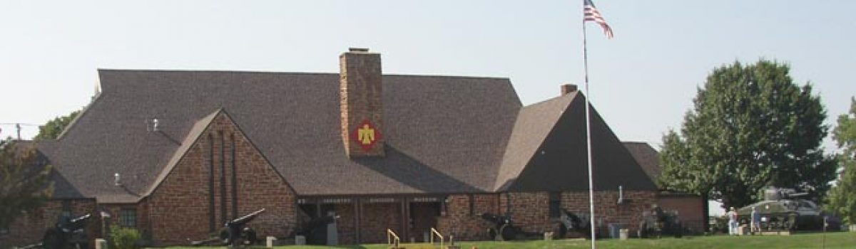 The 45th Infantry Division Museum in Oklahoma City