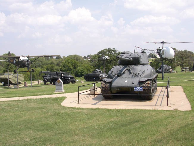 The 45th Infantry Division Museum In Oklahoma City Commemorates The World  War II Service Of The