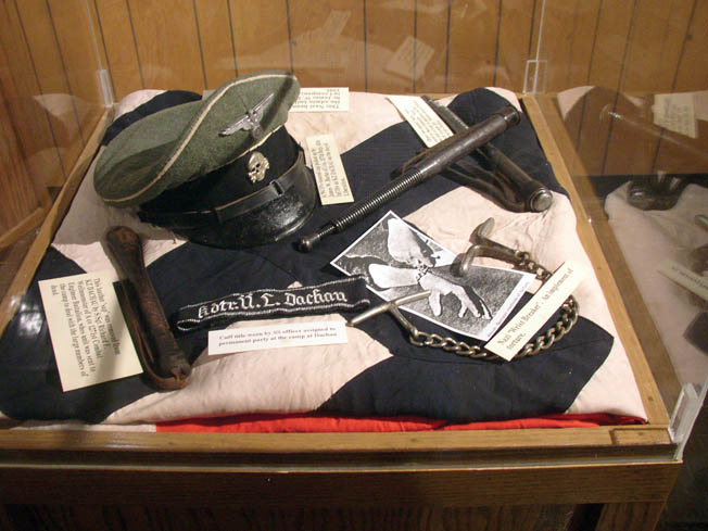 The 45th Infantry Division Museum in Oklahoma City commemorates the World War II service of the Army's much-decorated unit, the Thunderbirds.