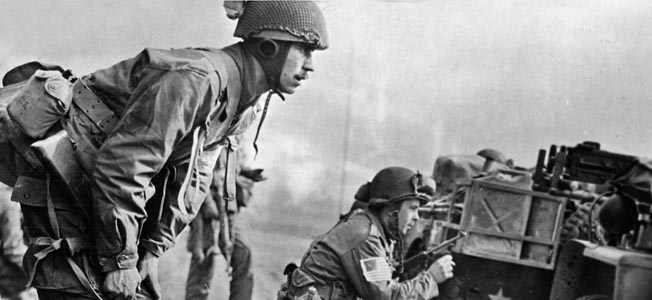 After Normandy, the U.S. 507th Parachute Infantry Regiment spearheaded Operation Varsity, the March 1945 airborne jump across the Rhine into Germany.