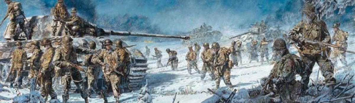 """Before the Battle of the Bulge: Forming the 551st """"GOYAs"""""""