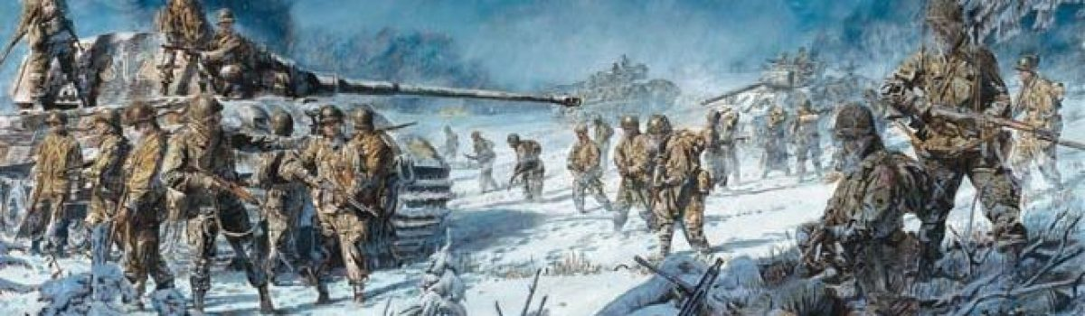 "Before the Battle of the Bulge: Forming the 551st ""GOYAs"""