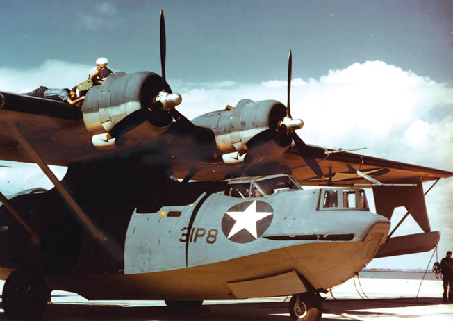 Although one of the strangest looking planes of all time, the PBY-5 was a dependable, versatile workhorse.