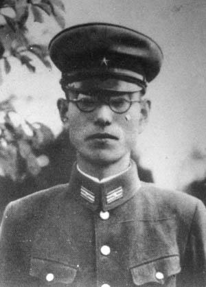 Major Eiji Mizuno.