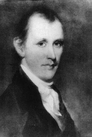 Colonel John Allen.