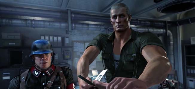 MachineGames' stand-alone expansion Wolfenstein: The Old Blood offers gamers the perfect excuse to take on the Nazis once again.