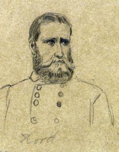 Gen. John Bell Hood.
