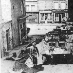 A Sherman vs. Panther Tank Duel At St. Sever