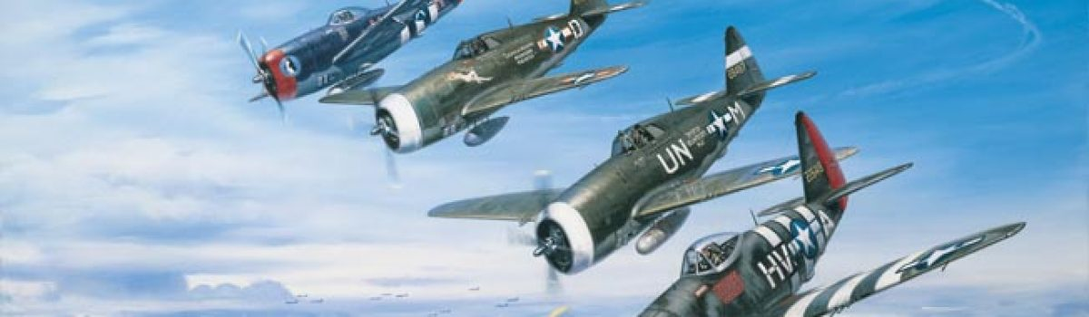 Zemke's Wolfpack: Famed P-47 Fighter Group