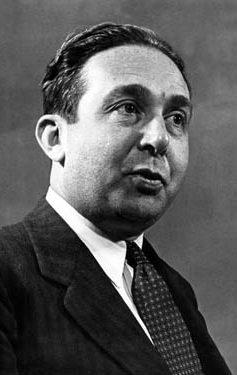 Manhattan Project scientists Leo Szilárd.